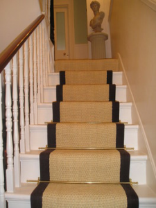 Coir Natural Stair Carpet