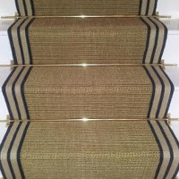 Sisal Carpet Hallway