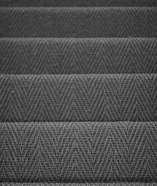 herringbone slate close up