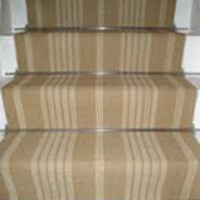 (Size 7.5m X 0.65m Suitable For Up To 15 Stairs) Designer Finish, In  Natural Tones . This Is A Mix With Anything. Stair Carpet Runner With A ...